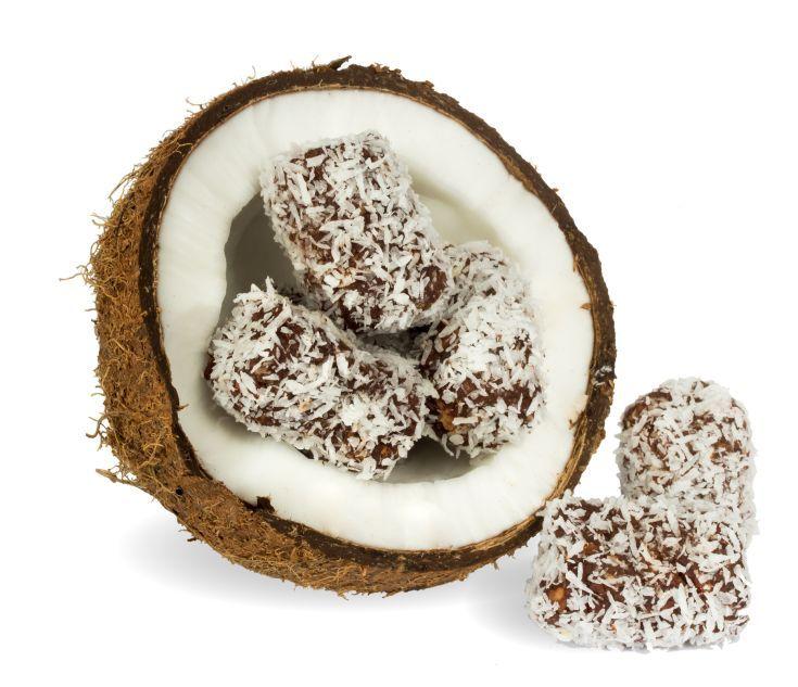 Kokosové obdĺžniky