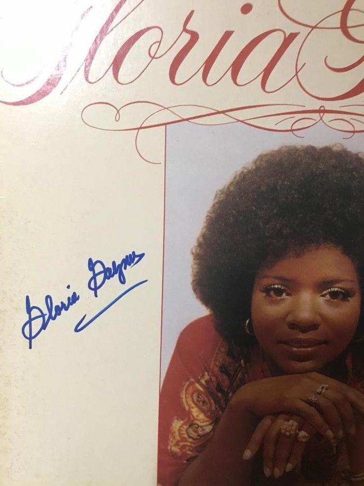 "Gloria Gaynor ""I've Got You"" Signed Vinyl Record for sale $19.98 #vinyl"