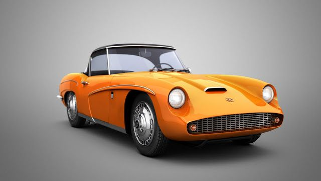 SYRENA SPORT Syrena Sport was a Polish prototype sports car designed and built in the late 1950s by a group of engineers at the Fabryka Samo...