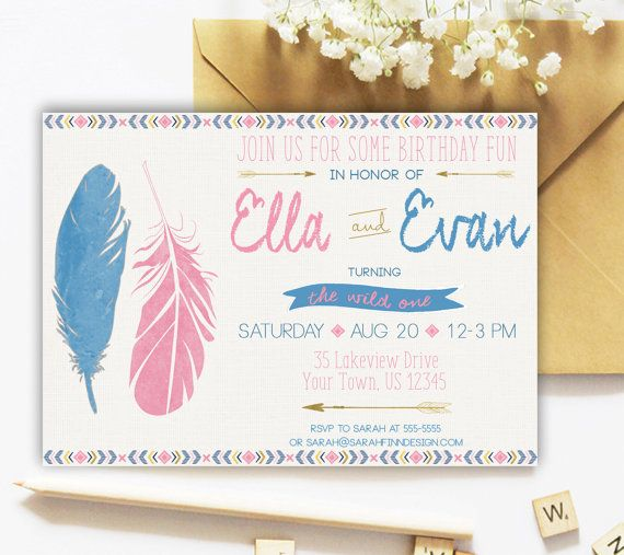 The 25+ best Wild one birthday invitations ideas on Pinterest - birthday invitation backgrounds