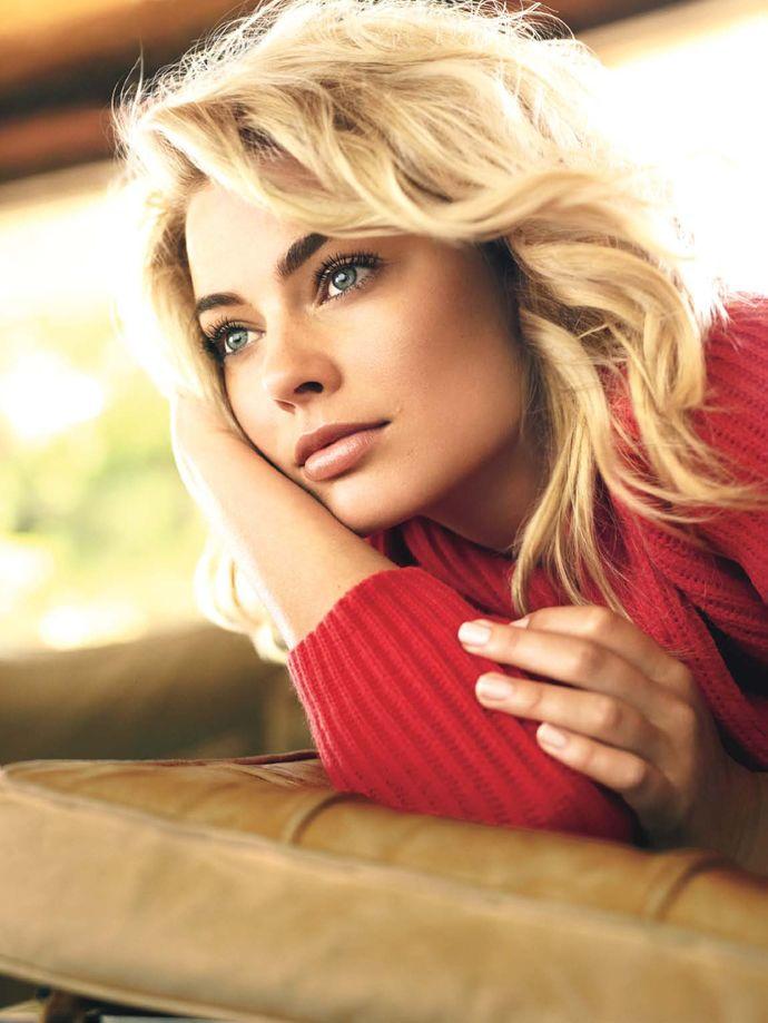 Margot Robbie Actress Australia