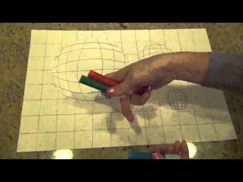 Op Art Project - YouTube