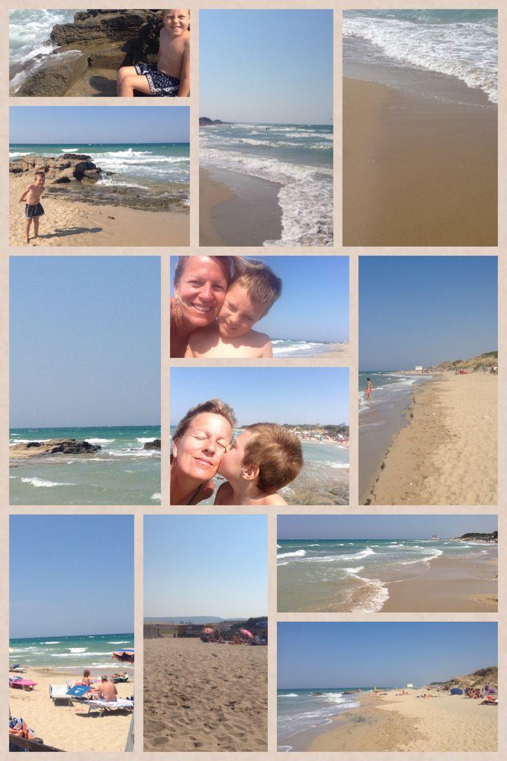 Puglia, mare, piccola vacanza..