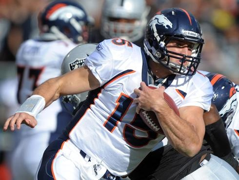 Tim Tebow responds to Jake Plummer's comments on his faith