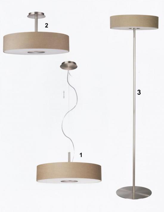 Svietidlá.com - Philips - Flora 1 - Moderné svietidlá - svetlá, osvetlenie, lampy, žiarovky, lustre, LED