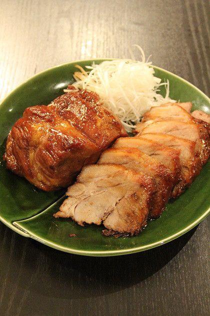 お肉屋さんみたいなチャーシューを作ろう!!|藤原家の毎日家ごはん。