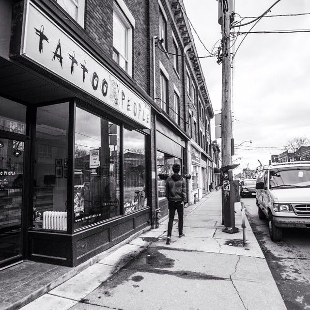 Tattoo People store front