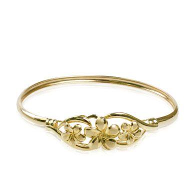 I Love Hawaiian jewelry!!   Hawaiian Jewelry - Plumeria -