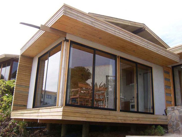 Casas prefabricadas en chile dany pinterest casas - Casas prefabricadas valencia ...
