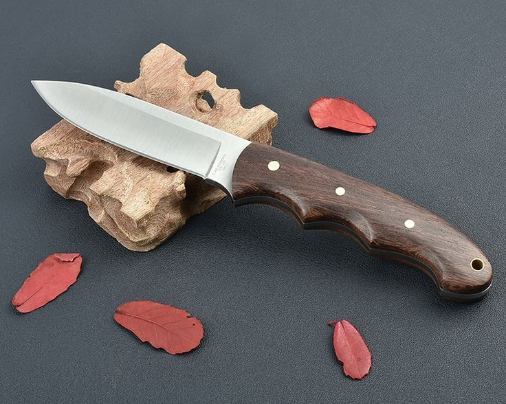21.90$  Watch now - http://ali52h.shopchina.info/1/go.php?t=32794835500 - HERBERTZ 3CR13 Steel Tactical Knife Fixed Blade Hunting Knife Survival Knives Ergonomic Wood Handle Nyon Sheaths width 3cm 1211# 21.90$ #magazine