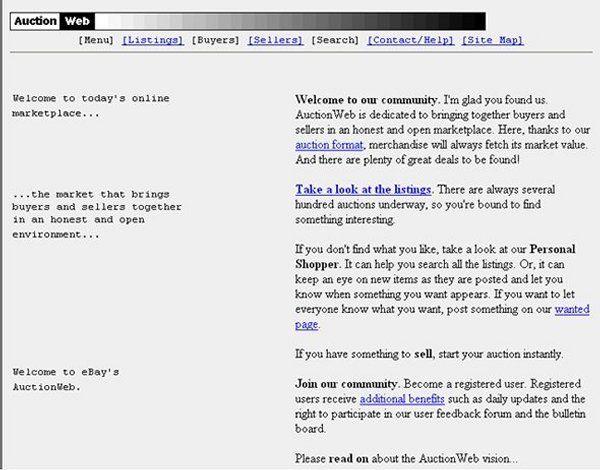 ebay - 1997