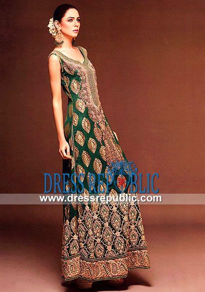 Bridal Collection | Evening Formal Dresses 2014  Evening Formal Dresses 2014 by Pakistani Designer  at www.dressrepublic.com