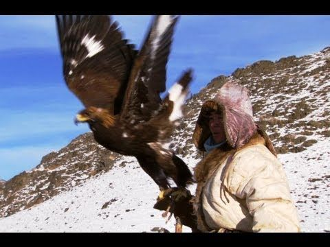Amazing Photos Of a Mystical Mongolian Tribe That Rides Reindeer And Hunts With Eagles - DavidWolfe.com