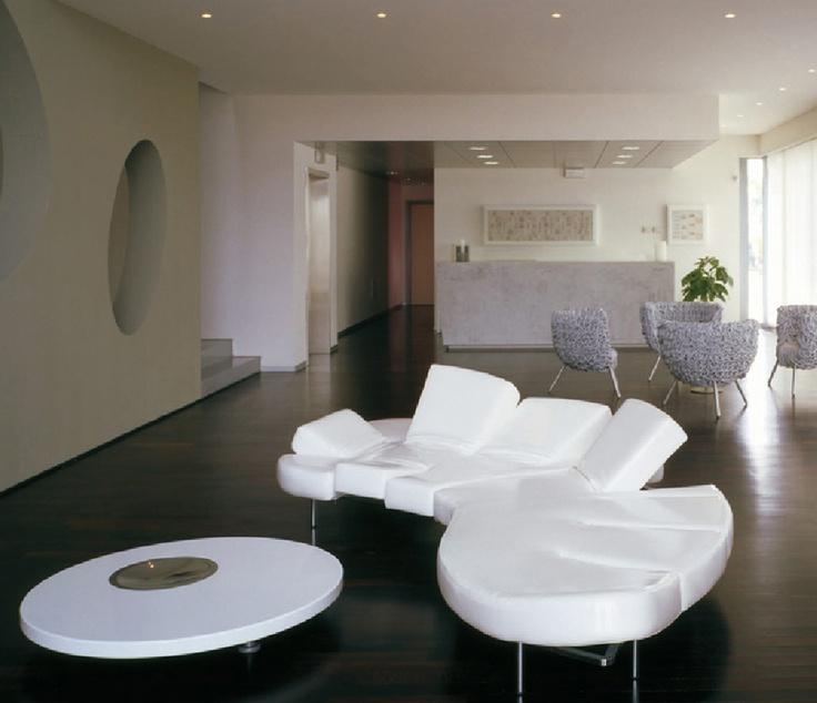 Edra sill n modelo flap dise ado por francesco binfar for Mobiliario para hogar
