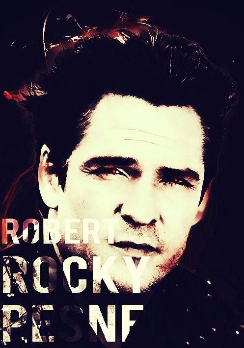 Rocky (Michael Madsen) - HAUNTED SIDE