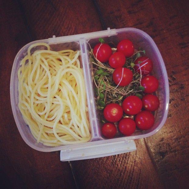 In Jennie's Kitchen #gladinspiredlunches