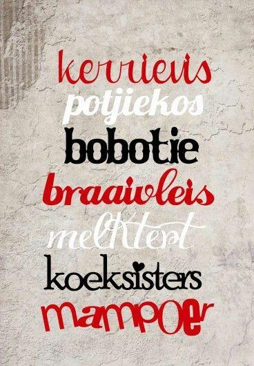 #Afrikaans