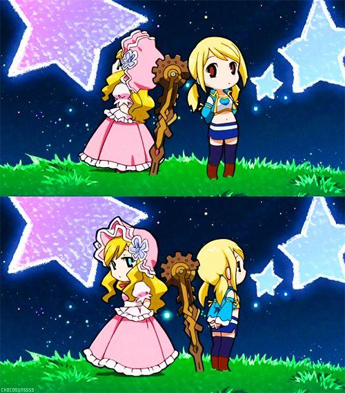 Fairy Tail Michelle