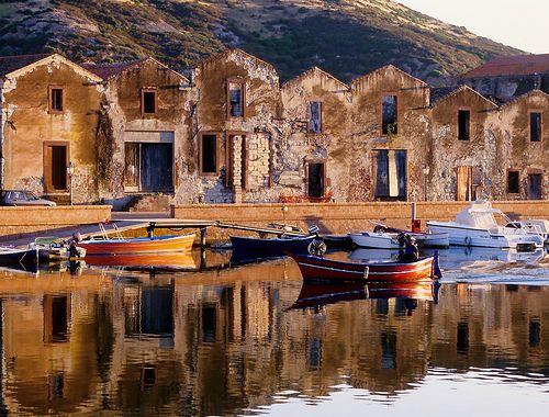 Bosa, Sardinia.