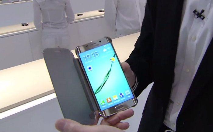 Samsung acaba de anunciar nuevos smartphone Galaxy S6 y Galaxy S6 Edge – #MWC2015 [Actualizado]