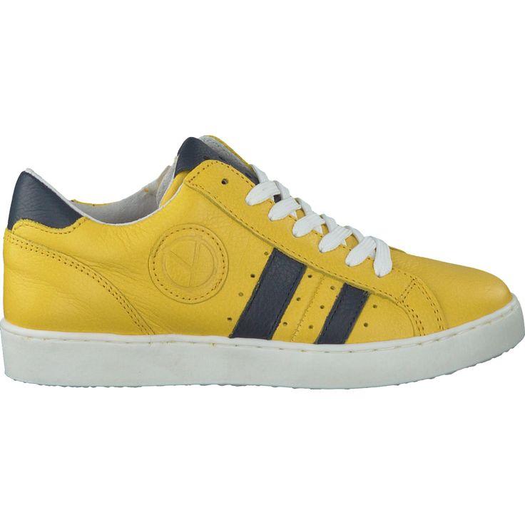 Hip Gele Sneakers