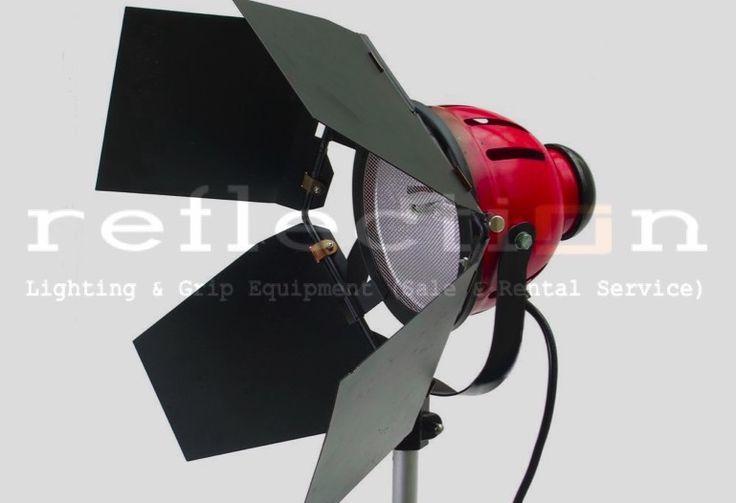 Red Head 800w Open Face
