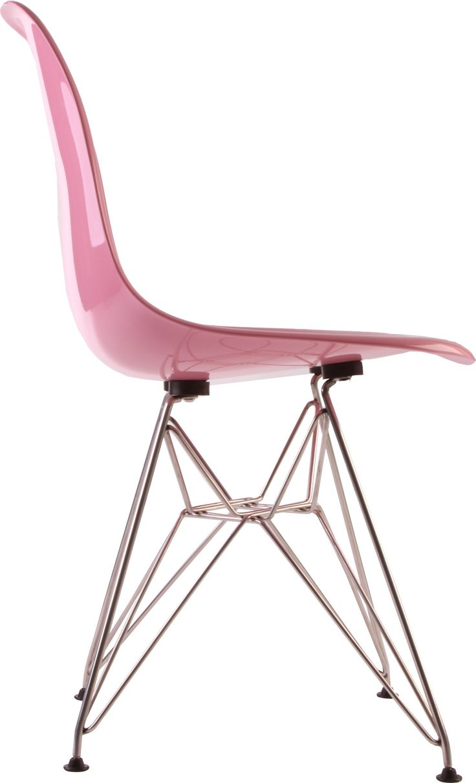 1000 id es sur le th me chaise eiffel sur pinterest for Chaise eames rose