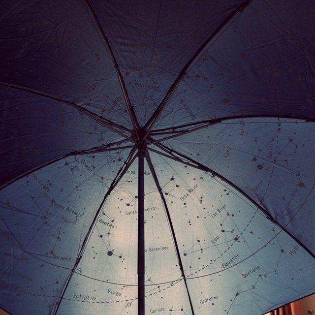 Fancy - The Night Sky Umbrella
