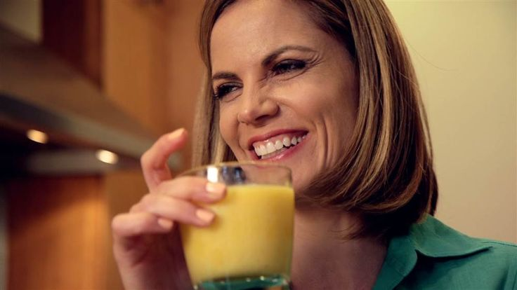 """In the latest """"At Home with Natalie,"""" Natalie Morales welcomes us into her kitchen and serves up a tasty Brazilian cocktail, the caipirinha."""