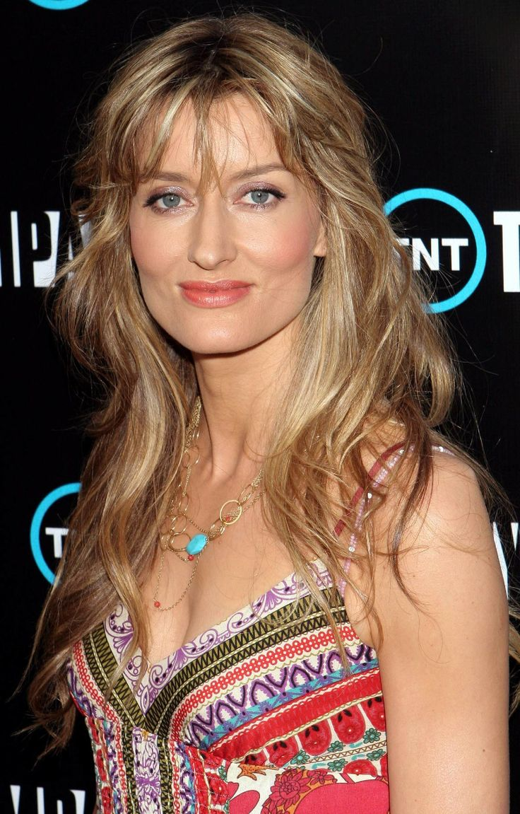 Natascha McElhone (born December 14, 1969) is an English actress of stage, screen and television, best known for her roles in American films such as Ronin, The Truman Show and Solaris, and most recently for her role as Karen van der Beek on the Showtime series Californication.