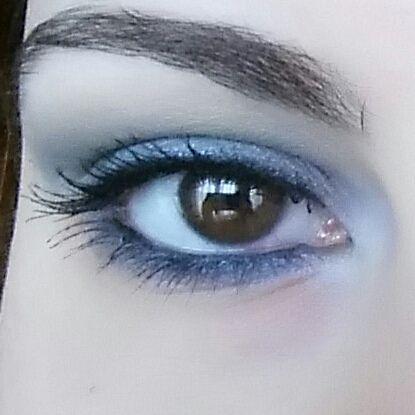 haydi güzelleşelim!: Mavi Göz Makyajı