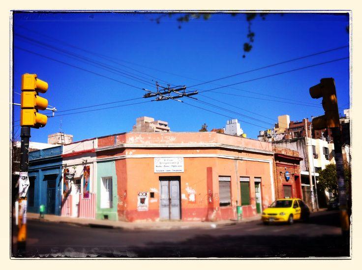 Cordoba, Belgrano street, photo by Marlies Hofstede Photography