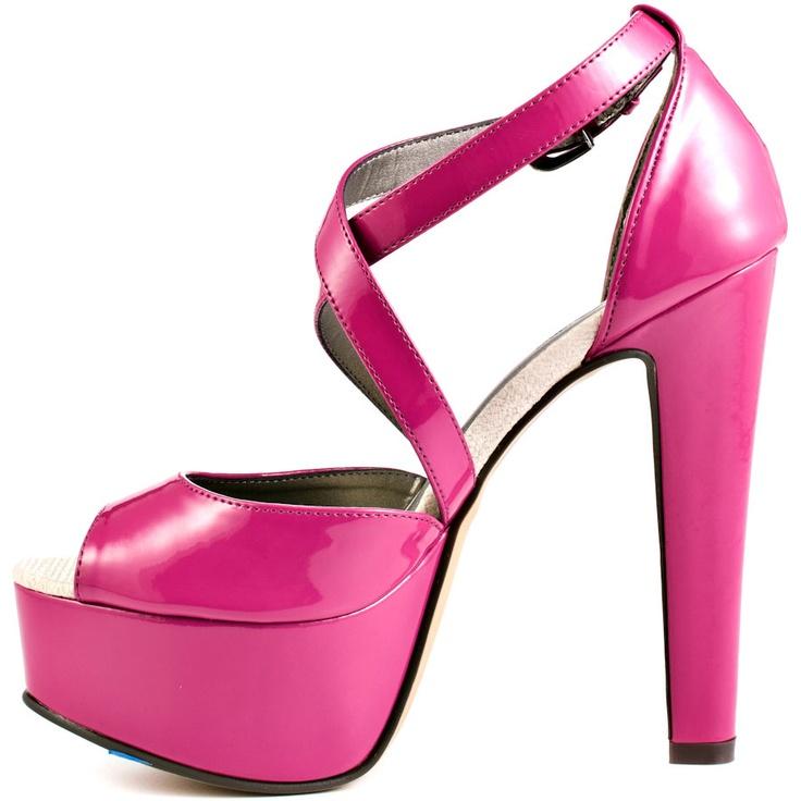 Michael Antonio Women's Tanvir – Berry Patent Pu Pink