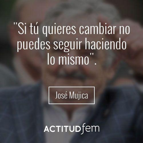 Uruguay ya eligió a su nuevo Presidente, Tabaré Vázquez del Frente Amplio, pero antes de que José Mujica termine su mandato, te mostramos sus mejores frases. Más de uno lo describe como el mejor Presidente del mundo, ¿será?