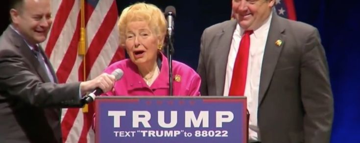 DING DONG . . . . GOOD RIDDINS . . . . . .Iconic Civil Rights Opponent Phyllis Schlafly Dies at 92