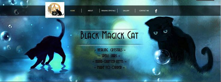 Wonderful page with hand-made Pagan and Wiccan items! Personal, bespoke orders taken :)  #magickblackcat #blackcat #magick #wicca #pagan #handmade #bespoke #moonrings #jewellery #crystals #healingcrystals #spells #rings #witchjars
