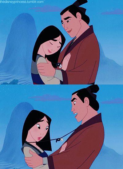 Disney Princess Mulan | ... 01pm 398 notes disney mulan princess screencaps disney princess shang