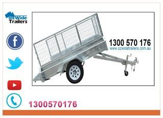 Car Trailer Gold Coast, Brisbane  Car trailers come in many structures and assortments and are accessible for buy either at unique trailer dealerships, or online. When purchasing a car trailer, regardless of whether for individual or for business use, there are a couple of things to remember keeping in mind the end goal to make an educated buy. These things include: trailer styles, trailer axles, and trailer brakes.  http://www.ozwidetrailers.com.au/