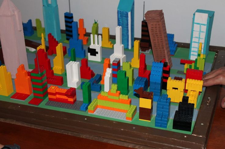 Earthquake Science Fair Project w/Legos