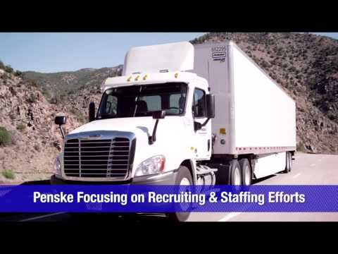 Penske Logistics and CSCMP Talk About Supply Chain Industry Talent Shortage | #Penske #Logistics #supplychain #trucking #CSCMP #CSCMP2015