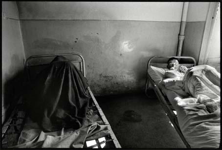Romania, Borsa, Mental Hospital 1990