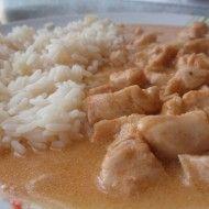 Fotografie receptu: Kuřecí nudličky v hořčičné omáčce