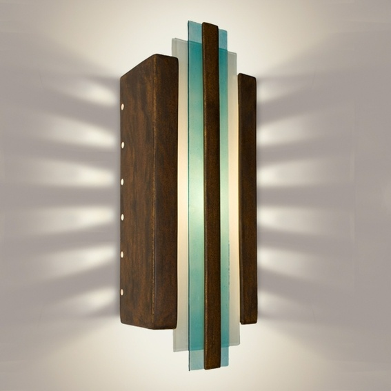 Custom Made Wall Sconce - Re113