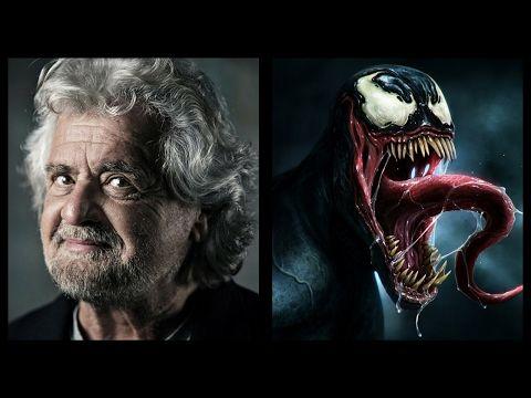 Grillo vs Grillo  Il Venom della Politica - YouTube