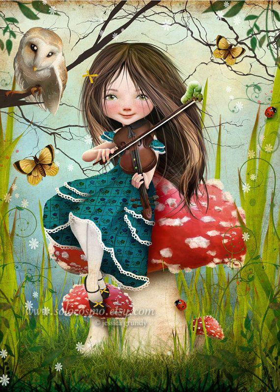 pretty. #violin