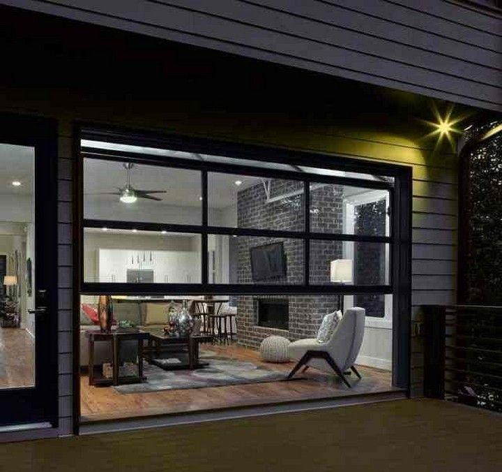Insulated Glass Garage Doors Ideas In 2020 Glass Garage Door Garage Door Styles Garage Doors