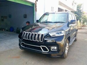 This Modified Mahindra TUV 300 Is An Affordable Jeep You Can Own