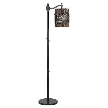 """11-3/4""""L x 19""""W x 60""""H, 22 lbs. 100 W  229 Brent Outdoor Floor Lamp"""