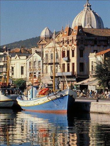 GREECE CHANNEL | Mytilene - Lesvos Island (North Aegean), Greece