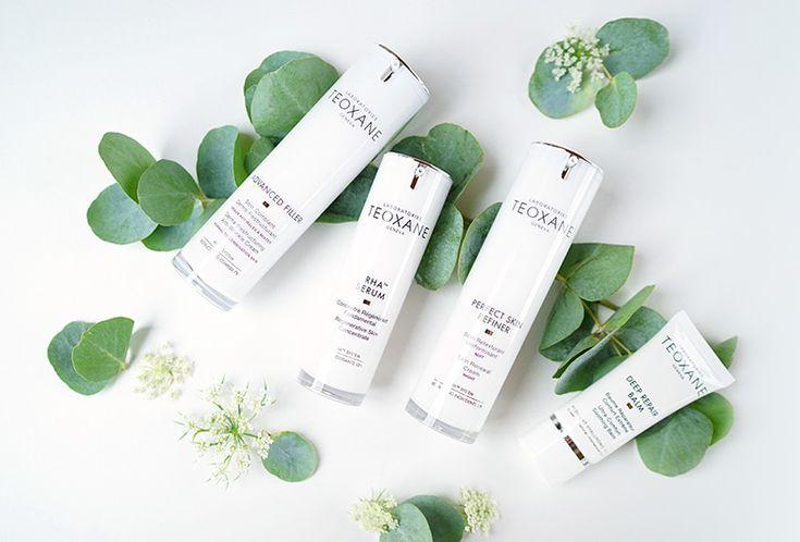 [En direct] J'ai testé les cosmétiques teoxane - Estelle blog mode @estelleblogmode
